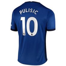 PULISIC #10 CFC 1:1 Home Fans Soccer Jersey 2020/21 (League Font)