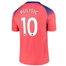 PULISIC #10 CFC 1:1 Third Fans Soccer Jersey 2020/21 (League Font)