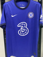 2020/21 CFC 1:1 Quality Home Blue Fans Soccer Jersey