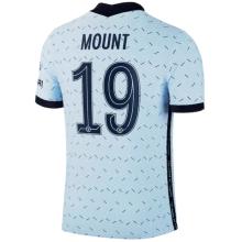 MOUNT #19 CFC 1:1 Away Fans Soccer Jersey 2020/21 (UCL Font 欧冠字体)