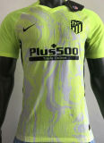 2020/21 ATM Third Yellow Player Soccer Jersey