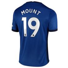 MOUNT #19 CFC 1:1 Home Fans Soccer Jersey 2020/21 (League Font)