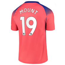 MOUNT #19 CFC 1:1 Third Fans Soccer Jersey 2020/21 (League Font)