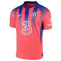 2020/21 CFC Third Red Fans Soccer Jersey