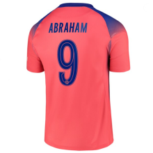ABRAHAM #9 CFC 1:1 Third Fans Soccer Jersey 2020/21 (UCL Font 欧冠字体)