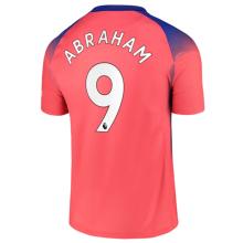 ABRAHAM #9 CFC 1:1 Third Fans Soccer Jersey 2020/21 (League Font)
