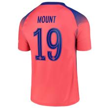 MOUNT #19 CFC 1:1 Third Fans Soccer Jersey 2020/21 (UCL Font 欧冠字体)