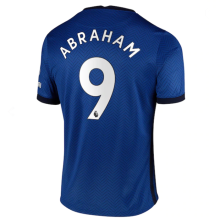 ABRAHAM #9 CFC 1:1 Home Fans Soccer Jersey 2020/21 (League Font)