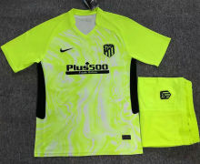 2020/21 ATM Third Yellow Kids Soccer Jersey