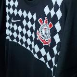 2020/21 Corinthians Black Memorial Fans Soccer Jersey