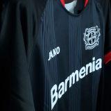 2020/21 Leverkusen Black Fans Soccer Jersey