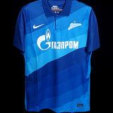 2020/21 Zenit Home Blue Fans Soccer Jersey