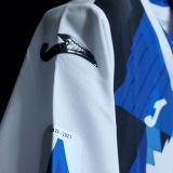 2020/21 Atalanta Away White Fans Soccer Jersey
