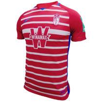 2020/21 Granada Home Red Fans Soccer Jersey