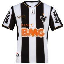2013 AT Mineiro Home Retro Soccer Jersey(All AD 全广告)