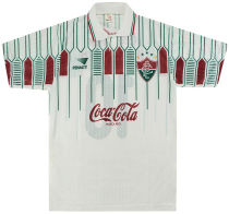 1989/90 Fluminense Away Retro Soccer Jersey