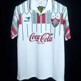 1989/90 Fluminense Away Retro Soccer Jersey