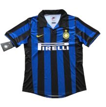 1998-1999 In Milan Home Retro Soccer Jersey