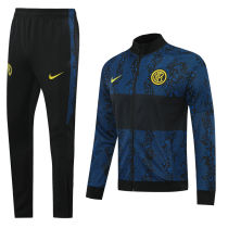 2020/21 In Milan Special Edition Royal Blue Jacket Tracksuit