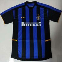2002-2003 In Milan Home Retro Soccer Jersey