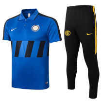 2020/21 In Milan Blue Polo Tracksuit