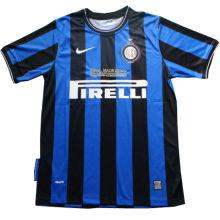 2009/10 In Milan Home Retro Soccer Jersey(胸前有绣欧冠决赛小字)