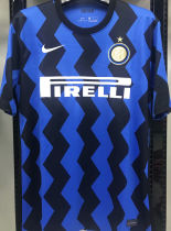 2020/21 In Milan 1:1 Quality Home Fans Soccer Jersey