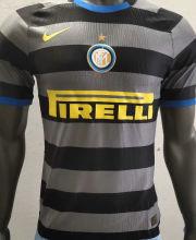 2020/21 In Milan Away Player Version Soccer Jersey