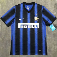 2010-2011 In Milan Home Retro Soccer Jersey