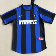 1999-2000 In Milan Home Retro Soccer Jersey