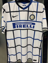 2020/21 In Milan 1:1 Quality Away White Fans Soccer Jersey