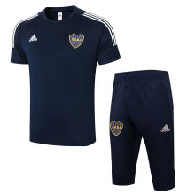2020/21 Boca Blue Training Short Tracksuit