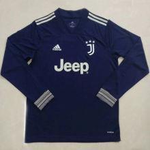 2020/21 JUV Away Long Sleeve Soccer Jersey