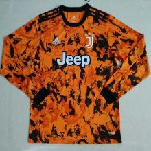 020/21 JUV Away Long Sleeve Soccer Jersey