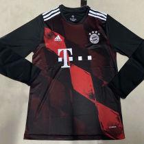 2020/21 BFC Third Black Long Sleeve Soccer Jersey