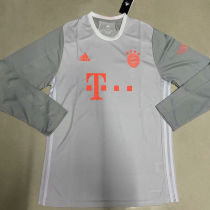2020/21 BFC Away White Long Sleeve Soccer Jersey