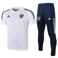 2020/21 Boca White Training Tracksuit