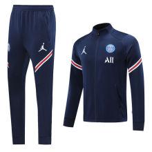 2020/21 PSG Royal Blue Jacket Tracksuit