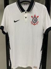 2020/21 Corinthians Home White Player Soccer Jersey球员版