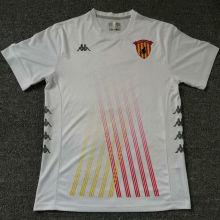 2020/21 Benevento White Fans Soccer Jersey
