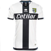 2020/21 Parma Home White Fans Soccer Jersey