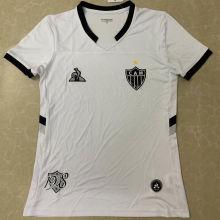 2020/21 AT Mineiro Away White Women Soccer Jersey