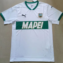 2020/21 Sassuolo Away White Fans Soccer Jersey