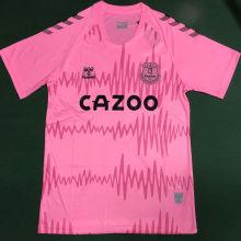 2020/21 Everton Pink Training Jersey