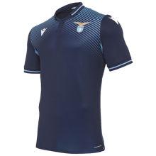 2020/21 Lazio Away Black Fans Soccer Jersey