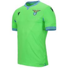 2020/21 Lazio Away Green Fans Soccer Jersey