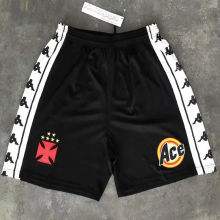 2020 Vasco Black Retro Shorts