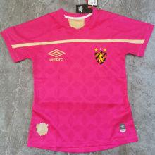 2020/21 Recife Red Women Soccer Jersey