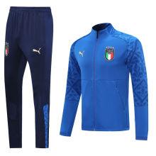 2020/21 Italy Blue Jacket Tracksuit