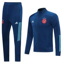 2020/21 Ajax Royal Blue Jacket Tracksuit